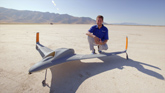 According to Dan Campbell (pictured) from Aurora Flight Sciences, the new UAV is believed to be the largest, fastest, and most complex 3D printed aircraft ever produced