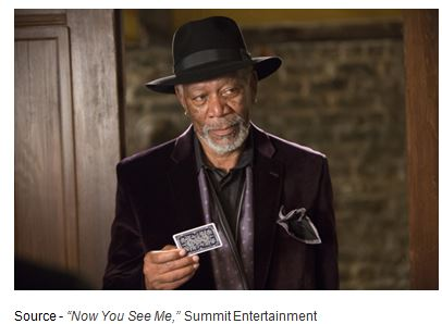 """First rule of magic: always be the smartest person in the room."" – J. Daniel Atlas, ""Now You See Me,"" Summit Entertainment, 2013"