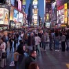 lueFocus Communications Group to advertise Chinese brands in Times Square via Clear Channel Spectacolor (Photo: Business Wire)