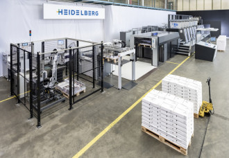 virtual.drupa 2021 – Heidelberg showcases autonomous print production with end-to-end solutions