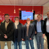 MPS Grafomed Owner production team Serbia visit MPS HQ together with Sasa Papic from Flexypack