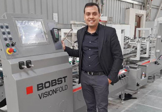 Shuban Prints India sees increase in productivity and customer portfolio after purchasing BOBST folder-gluer and die-cutter