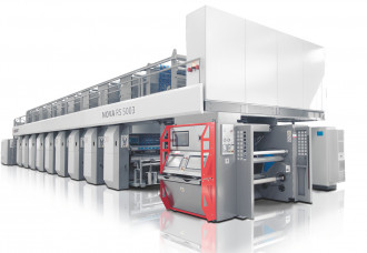 BOBST launches the NOVA RS 5003
