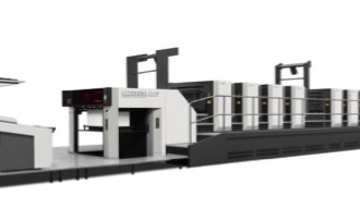 New Lithrone GX40P Perfector Added to Lineup of 40-inch Sheetfed Presses