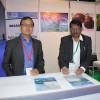 From left: Lalit Patel, Director and A.P. Bind, General Manager from Navratan Specialty Chemicals LLP