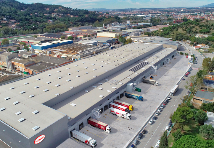 henkel new automated warehouse facilities